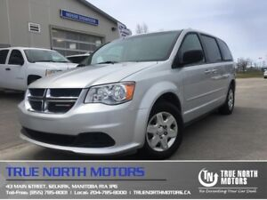 2012 Dodge Grand Caravan SXT Stow N Go Clean Carproof
