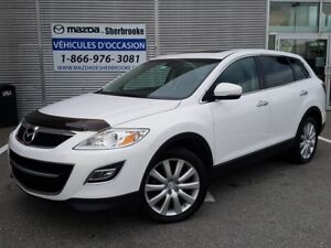2010 Mazda CX-9 GT AWD CUIR GPS TOIT OUVRANT