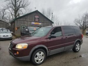 2007 Pontiac Montana w/1SA, Short Wheel Base, CERTIFIED