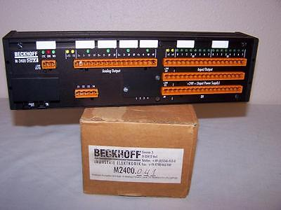 Beckhoff M-2400-041 New In Box