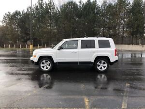 2012 Jeep PATRIOT LIMITED FWD