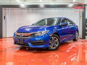 2017 Honda Civic Sedan CIVIC LX AUTOMATIQUE 2017**CAMÉRA DE RECU
