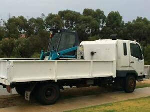 DNS Earthworks. Mini Bobcat and tipper services. Butler Wanneroo Area Preview