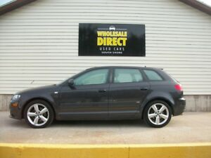 2007 Audi A3 S LINE QUATTRO WITH ONLY 90KM!