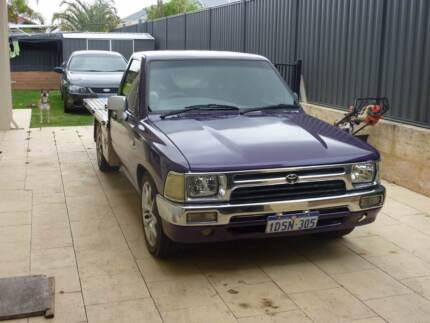 1994 Toyota Hilux Ellenbrook Swan Area Preview