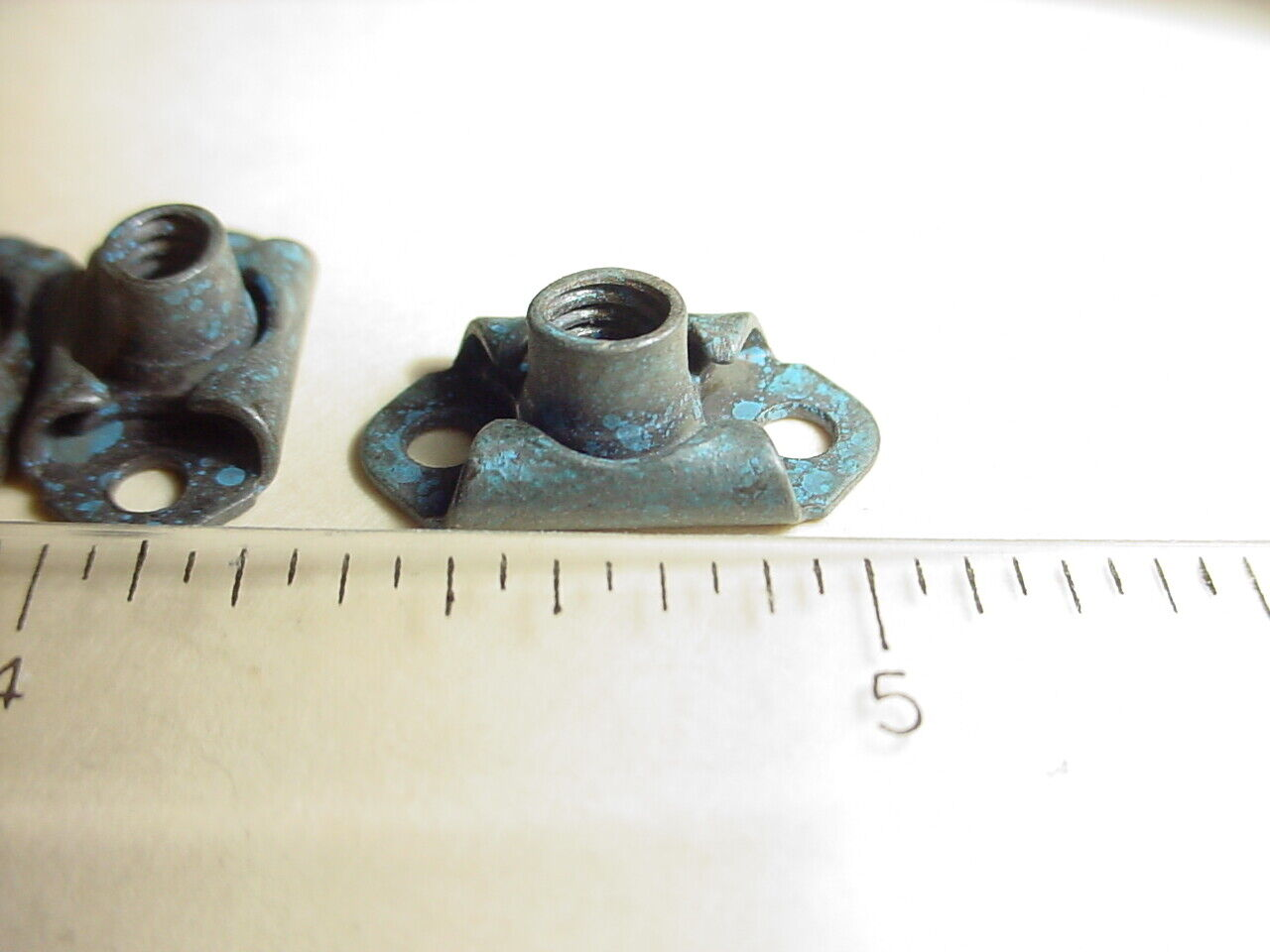 20 Each, NEW Floating Anchor Nut Plate Stainless steel 8-32 MINIATURE