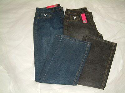 Playboy Klassische Damen Jeans-Hosen in den Größen W 30-W31-W33  2 Farben Neu