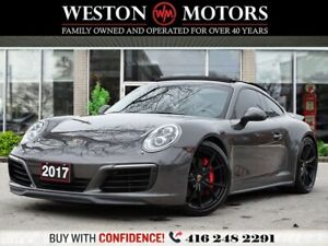 2017 Porsche 911 CARRERA 4S*PDK*RARE COLOUR PKG*PORSCHE SERVICED