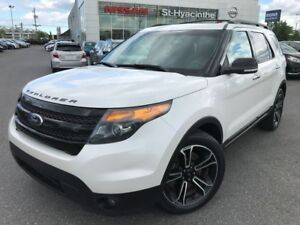 2014 Ford Explorer SPORT 4X4/AWD CUIR TOIT GPS 7 PASSAGERS MAGS