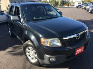 2010 Mazda Tribute GX/AUTO/LOADED/ALLOYS/LOW KMS/LIKE NEW