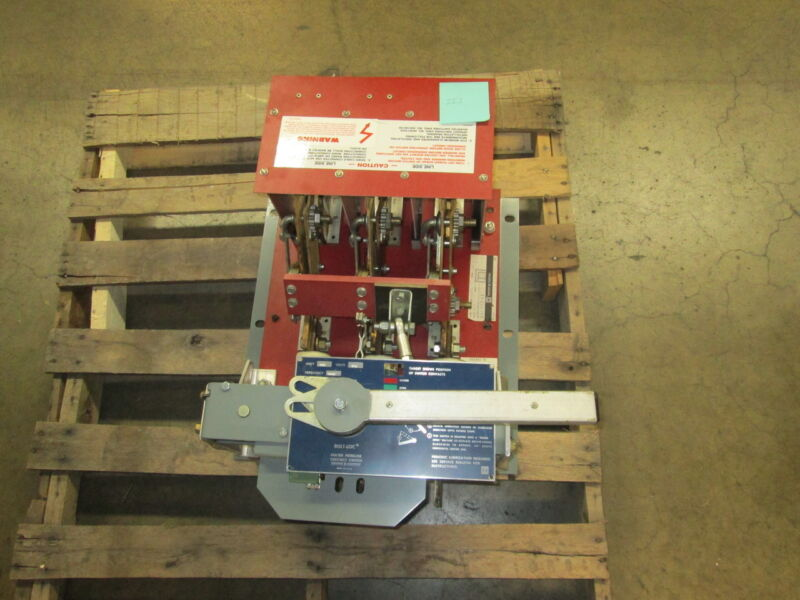 Blo32080 Square D Bolt-loc Switch Red Back Used E-ok