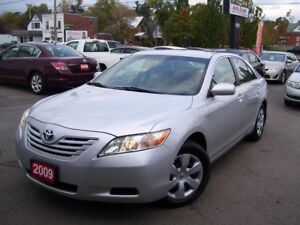2009 Toyota Camry LE,Auto,Low KM's,No Accident