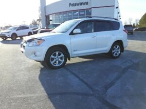 2011 Toyota RAV4 LTD V6 AWD