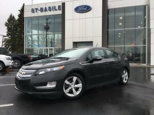 2015 Chevrolet Volt ELECTRIC / 60 km autonomie+ 93$ weekly / 72