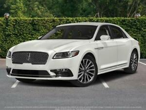 2018 Lincoln Continental ULTRA