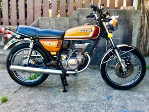 1974 SUZUKI GT 185 For Sale