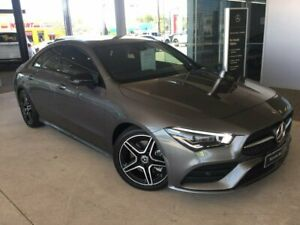 2019 Mercedes-Benz CLA-Class C117 809MY CLA200 DCT Grey 7 Speed Sports Automatic Dual Clutch Coupe Stuart Park Darwin City Preview