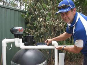 Mobile Swimming Pool Care Business, Ideal to run from you home! Gosford Gosford Area Preview