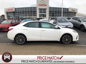 2016 Toyota Corolla LEATHER,SUNROOF,SMART KEY &MORE!! WHAT A NIC