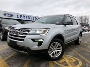 2018 Ford Explorer XLT 4WD|REMOTE START|HEATED SEATS|FOG LAMPS