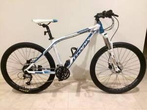 Brand New Tropix Mariano Hydraulic Brake Shimano 27speeds Bike