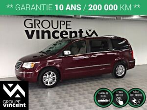 2009 Chrysler Town & Country LIMITED **GARANTIE 10 ANS**