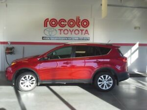 2015 Toyota RAV4 * Limited * CUIR * GPS *