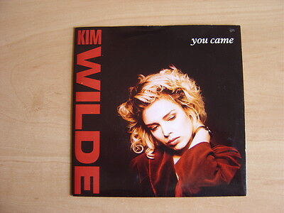 "Kim Wilde: You Came 7"": 1988 UK Release: Picture Sleeve"