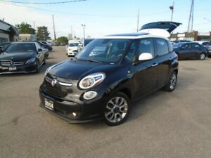 2014 Fiat 500L Sport PANORAMIC ROOF 1OWNER NO ACCIDENT SAFETY