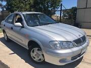2001 Nissan Pulsar ST Auto Sedan REGO AND RWC INCL Moorabbin Kingston Area Preview