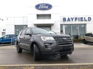 2019 Ford Explorer XLT HEATED SEATS|REMOTE START|SUNROOF|REVE...