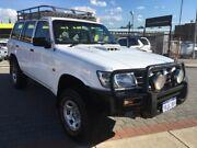 2003 Nissan Patrol SUV 3LT DIESEL FREE 1 YEAR WARRANTY Wangara Wanneroo Area Preview