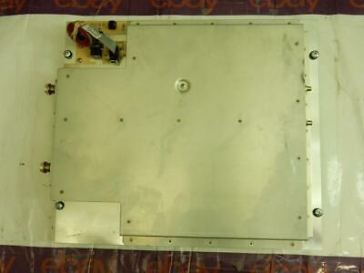 Thomson Thales Uhf Rf Linear Amplifier 150 Watt Class Ab 32 Vdc 14db Tested