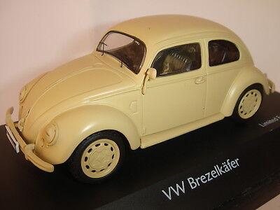 VW BREZELKÄFER SCHUCO MINSK REF 3886 PROMO 1/43 EDITION LIMITEE