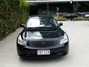 2007 Nissan Skyline black low km!! Greate car!! Milton Brisbane North West Preview