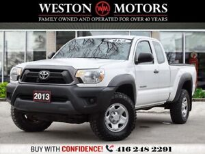 2013 Toyota Tacoma POWERG ROUP*ACCESS CAB*4X4*WOW ONLY 98KM!!*