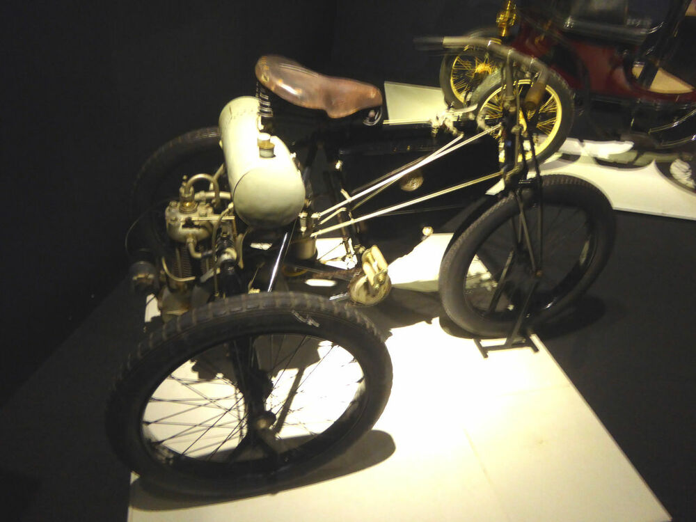 De Dion Bouton Tricycle 1900