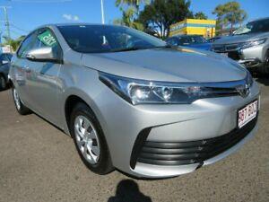 2019 Toyota Corolla ZRE172R Ascent S-CVT Silver 7 Speed Constant Variable Sedan Mount Gravatt Brisbane South East Preview