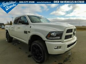 2017 Ram 2500 Laramie Sport 4x4 | Lifted! | Leather | DEMO