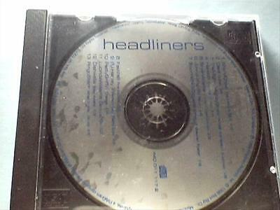 Headliners: Best Buy limited edition cd (missing cover