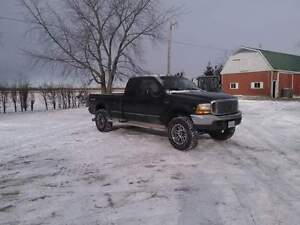 1999 f250 complete part out