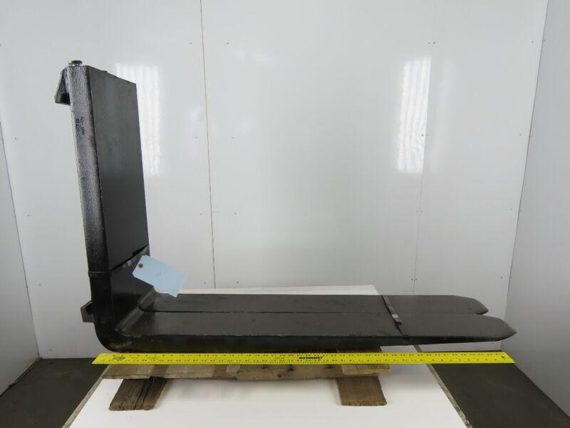 "Kenhar B4t48sd 4000x600 6"" X 2.5"" X 48"" Class 4 Forklift Forks Set Of 2"