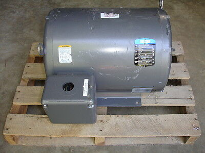 Gentec 22kw Induction Generator 230460 Volts 1800 Rpm 60hz 3 Phase New
