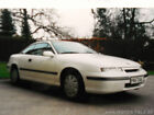 Opel Calibra A 2.0 Test