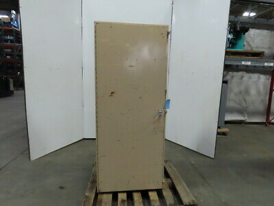 Hoffman Free Standing Electrical Enclosure 72x30x20 Wback Plate