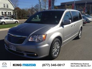 2014 Chrysler Town & Country TOURING-L.. LEATHER..POWER SLIDING