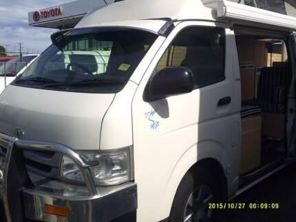Toyota Hiace Campervan Auto Diesel