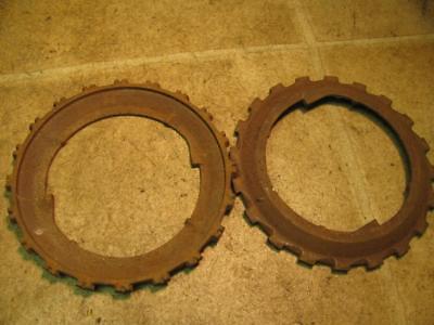 2 John Deere H2415b Corn Planter Plates 494 694 24b 25b 71 Cast Iron