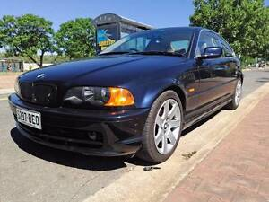 2001 BMW E46 320CI coupe automatic, 18k kms Sturt Marion Area Preview