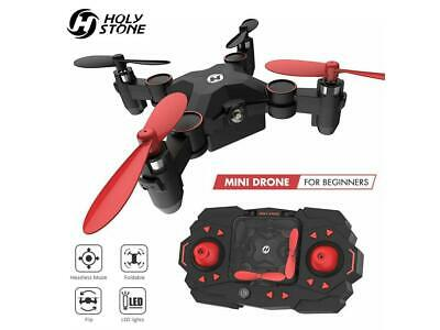 Holy Stone HS190 Foldable Mini Drone for Kids auto hover RC quadcopter New gift